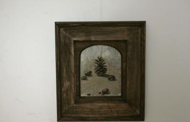 """Donato Inio tapybos darbų """"Kas jūs esate - mes buvome, kas jūs būsite - mes esame"""" parodos atidarymas - Paveiksliukas"""