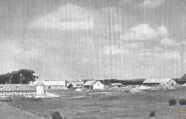 """Fotokonkursas """"Anykščiai ir apylinkės"""" (1959) - Elmininkų bandymų stotis"""