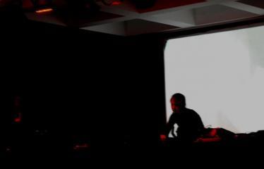 """Elektroninės muzikos koncertas """"ELEKTROSPIEČIUS"""" - Daina Dieva"""