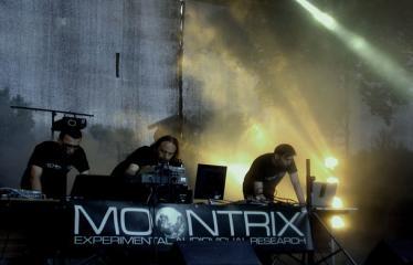 MOONTRIX eksperimentinės muzikos koncertas - Ganzer Maschine