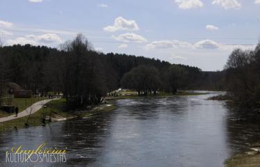 """Fotokonkursas """"Anykščiai ir apylinkės"""" (2013) - Šventosios upė"""