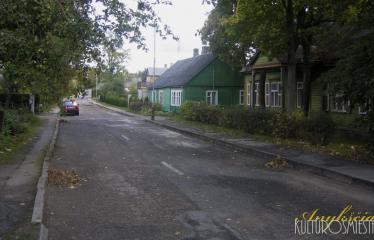 """Fotokonkursas """"Anykščiai ir apylinkės"""" (2013) - Miesto gatvės"""