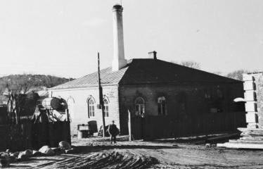 """Fotokonkursas """"Anykščiai ir apylinkės"""" (1959) - Miestas"""