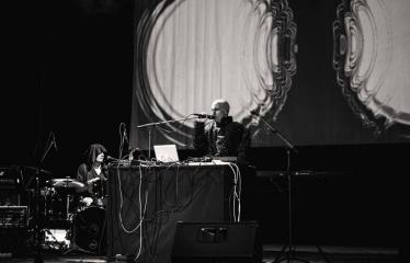 "Elektroninės muzikos festivalis ""The Machine Started To Flow Into A Vein (Vol. 5)"" - Thighpaulsandra"