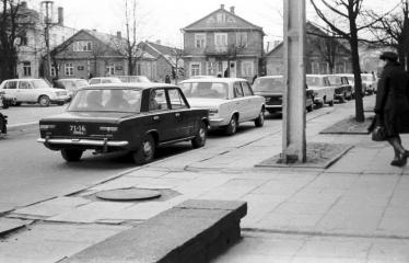 """Fotokonkursas """"Anykščiai ir apylinkės"""" (1973) - A. Baranausko aikstė"""