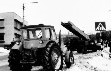 """Fotokonkursas """"Anykščiai ir apylinkės"""" (1979) - Darbai"""