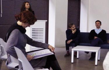 Dainuvos slėnis: kūrybinių dirbtuvių startas - Savo projekto viziją pristato Julius Aglinskas