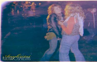 KURKLIOŠAS 2004 Mill Party - Maloono Toosas - Renginio akimirka