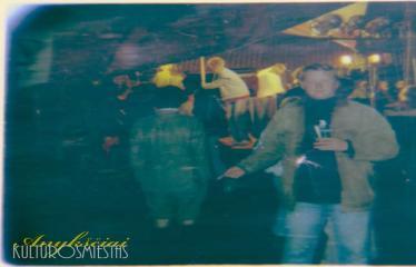 KURKLIOŠAS 2004 Mill Party - Maloono Toosas - Koncertas