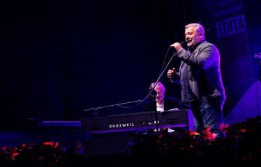 """Festivalis """"Purpurinis vakaras"""" (2016) - Penktadienio vakaro koncertas - Sigitas Jakubauskas ir Gintaras Dzidolikas"""