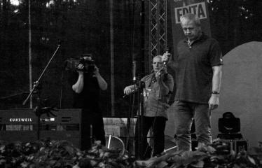 """Festivalis """"Purpurinis vakaras"""" (2016) - Didysis festivalio pabaigos koncertas - Juozas Erlickas"""