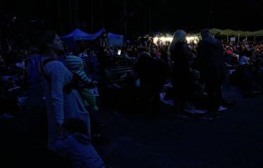 """Festivalis """"Purpurinis vakaras"""" (2016) - Didysis festivalio pabaigos koncertas - Festivalio akimrka"""