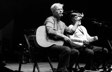 """Festivalis """"Purpurinis vakaras"""" (2016) - Didysis festivalio pabaigos koncertas - Andrius Kaniava ir Gediminas Storpirštis"""