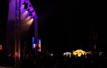"""Festivalis """"Purpurinis vakaras"""" (2016) - Didysis festivalio pabaigos koncertas - Festivalio akimirka"""