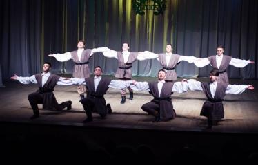 """Šventinis koncertas """"Ošimas…"""" - Šoka liaudiškų šokių kolektyvas """"GOJUS"""""""
