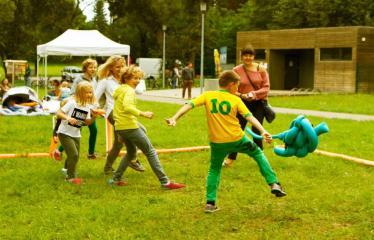 """Ekskursija-spektaklis """"Kaltūnas"""" - Vaikai dalyvauja tetralizuotoje ekskursijoje"""
