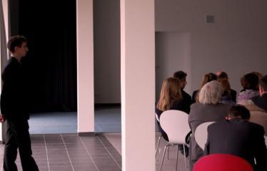Menų inkubatoriaus atidarymas ir kūrybinių industrijų konferencija - Renginio akimirka