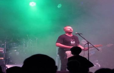 """Anykščių miesto šventė (2017) - """"ŠvenČIA ANYKŠČIAI"""" - Vakaro koncertas - """"Laiptai"""", """"Pelenai"""", """"BIX"""", DJ Monsta - Grupė """"BIX"""""""