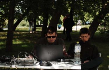 """Iniciatyvų popietė bendruomenei """"Biblioteka keičiasi"""" - DJ"""