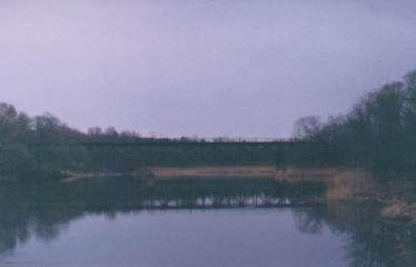 """Fotokonkursas """"Anykščiai ir apylinkės"""" (2014) - Siaurojo geležinkelio tiltas"""