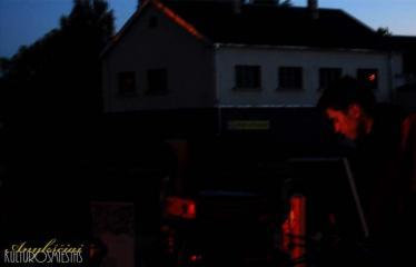 """ELEKTRONINĖS MUZIKOS KONCERTAS - Šventosios krantinės terasoje """"ROJUS"""" - Duburys"""