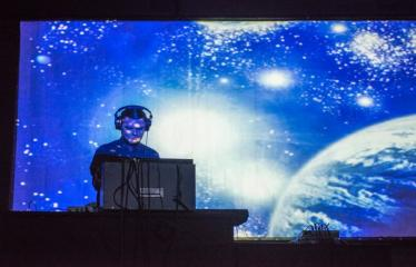"Elektroninės muzikos festivalis ""The Machine Started To Flow Into A Vein (Vol. 3.5)"" - d.n.s."