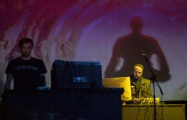 "Elektroninės muzikos festivalis ""The Machine Started To Flow Into A Vein (Vol. 3.5)"" - Ganzer Maschine"