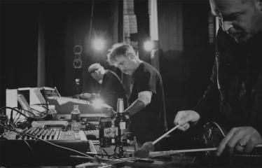 "Elektroninės muzikos festivalis ""The Machine Started To Flow Into A Vein (Vol. 3)"" - Nurse With Wound"