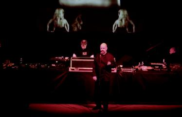 "Elektroninės muzikos festivalis ""The Machine Started To Flow Into A Vein (Vol. 3)"" - Nurse With Wound / Andrew McKenzie"