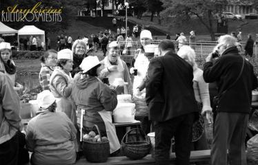 """Derliaus šventė """"Obuolinės"""" (2014) - Šventės akimirka"""