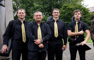 """Festivalis """"Purpurinis vakaras"""" (2012) - Didysis festivalio koncertas - Muzikantai"""