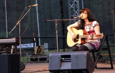 """Festivalis """"Purpurinis vakaras"""" (2012) - Didysis festivalio koncertas - Renginio akimirka"""