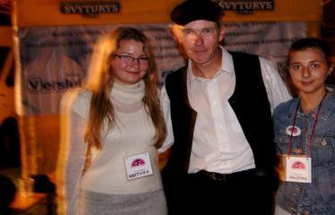"""Festivalis """"Purpurinis vakaras"""" (2012) - Didysis festivalio koncertas - Andrius Kaniava"""