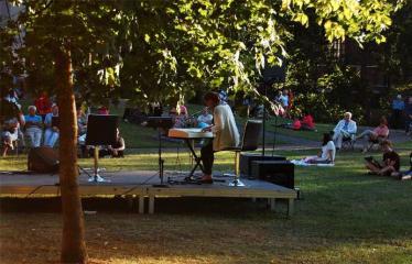"""Festivalis """"Purpurinis vakaras"""" (2015) - Trečioji diena - Deimantė Kavaliauskaitė"""