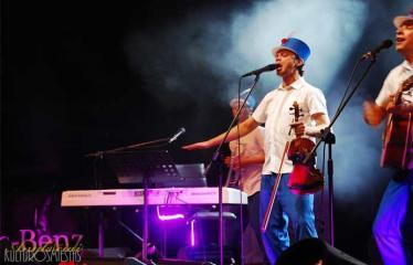 """Festivalis """"Purpurinis vakaras"""" (2015) - Trečioji diena - Antikvariniai Kašpirovskio dantys"""