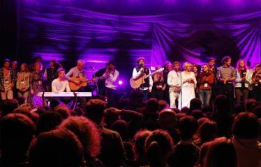 "Festivalis ""Purpurinis vakaras"" (2015) - Trečioji diena - Festivalio akimirka"