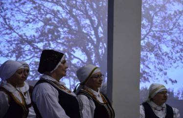 Anykščių krašto tautodailės parodos atidarymas - Koncertas