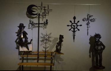 Anykščių krašto tautodailės parodos atidarymas - Ekspozicija