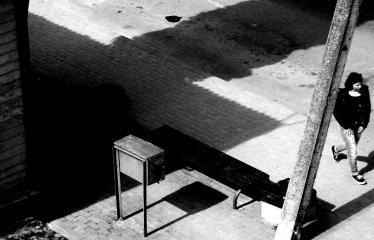 """Fotokonkursas """"Anykščiai ir apylinkės"""" (2015) - Miesto gatvė"""