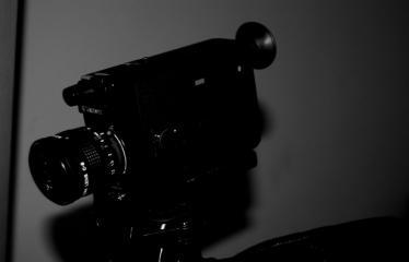 "Kreivo kino ir dekadanso savaitgalis ""TWINPEAX"" (2006) - Pirmoji diena - Super8mm kamera"