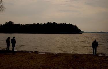 TWINPEAX 2006 - Pirmoji diena - Rubikių ežeras