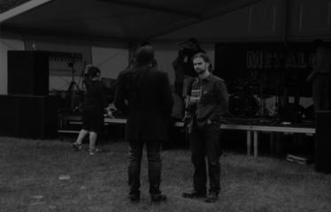 """Festivalis """"Velnio Akmuo"""" (2013) - Ketvirtoji diena - Festivalio akimirka"""