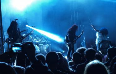 "Festivalis ""Velnio Akmuo"" (2014) - Pirmoji diena - Arch Enemy"