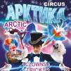 """Cirkas """"Arktika"""" (Kaliningradas) - Profesinė programa su apmokytais gyvūnais"""