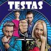 """2020 03 25 - 18:00 - Domino teatro premjera /  Spektaklis """"Testas"""""""