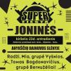 """Koncertas """"Super fiesta"""" / Joninės"""