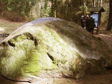 Puntuko brolis (Pašventupio akmuo)
