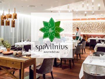 "Restoranas ""SPA Vilnius Anykščiai"""