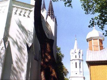 Svėdasų Šv. arkangelo Mykolo bažnyčia