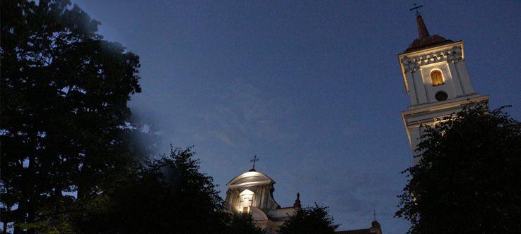 Troškūnų Švč. Trejybės bažnyčia
